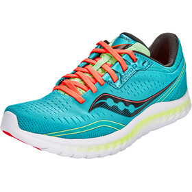 saucony Kinvara 11 Shoes Women, blue mutant